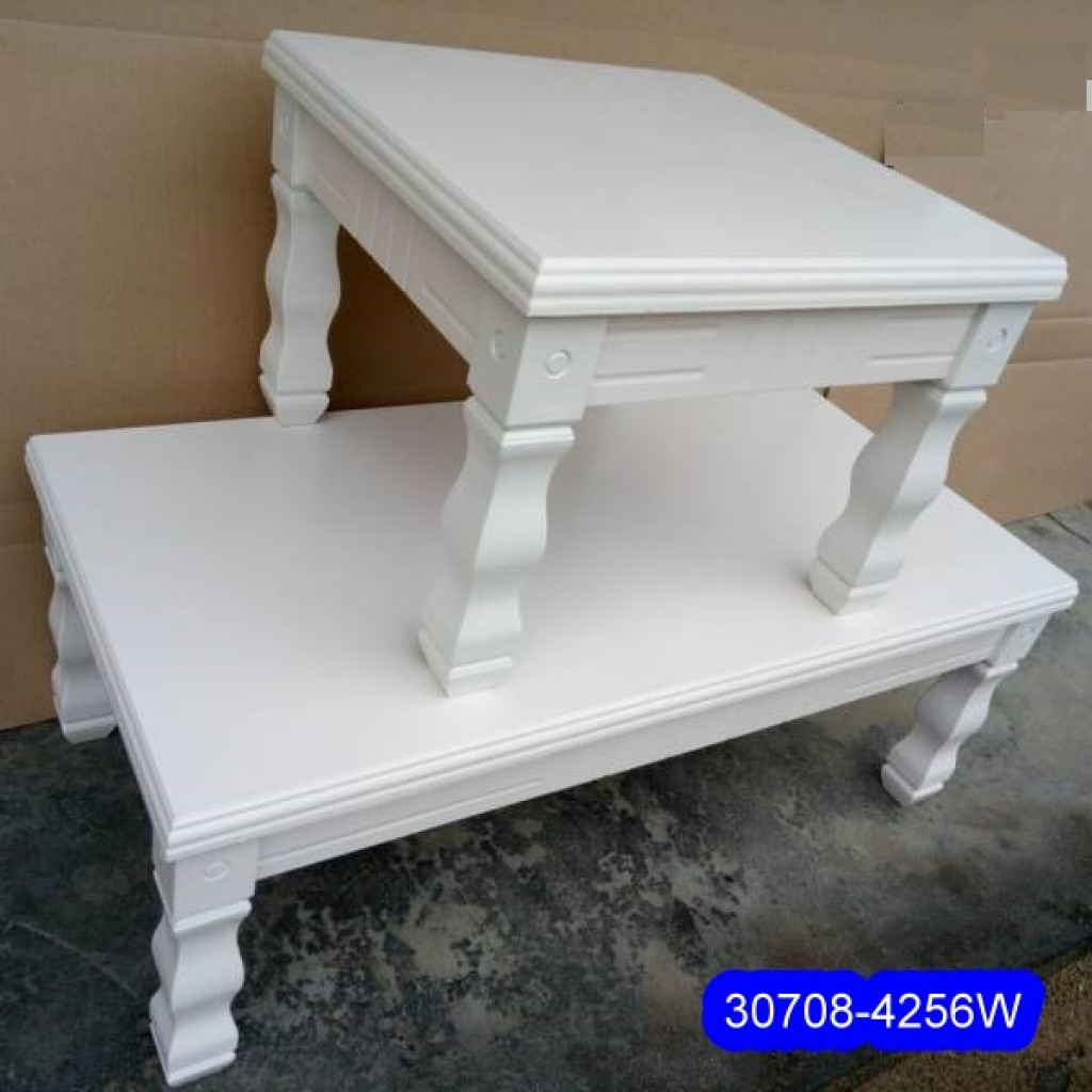 30708-4256W Stock, Wooden Coffee Table