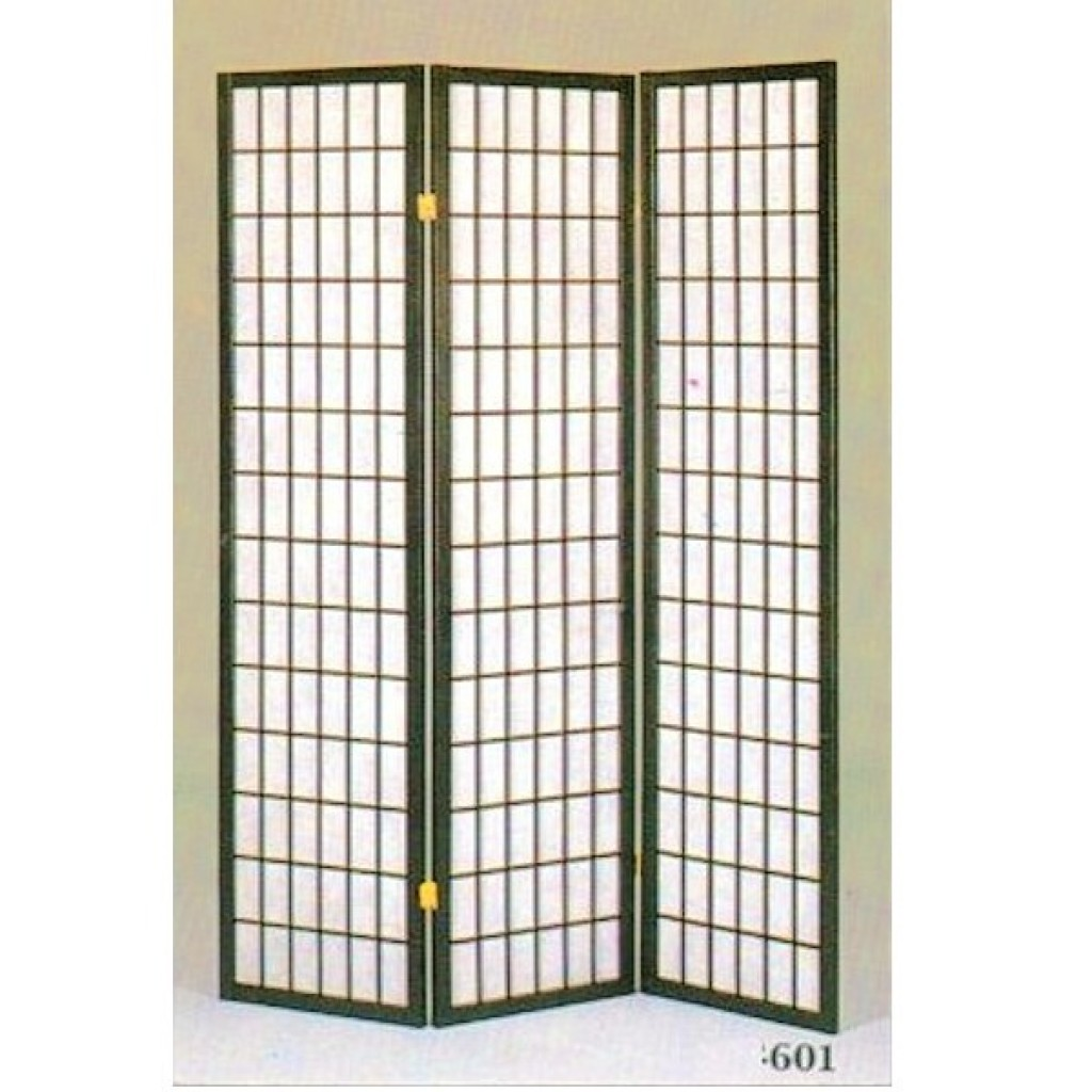 SF-601-A3 WOODEN SCREEN 3PCS PANELS