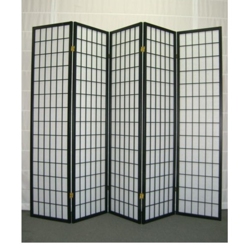 SF-601-A5 WOODEN SCREEN 5PCS PANELS