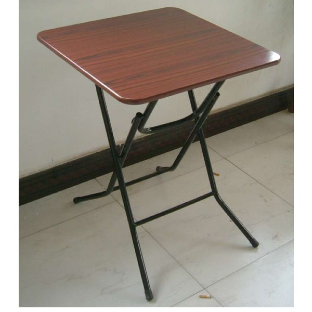 SF-6060 Wood/Steel Folding Table