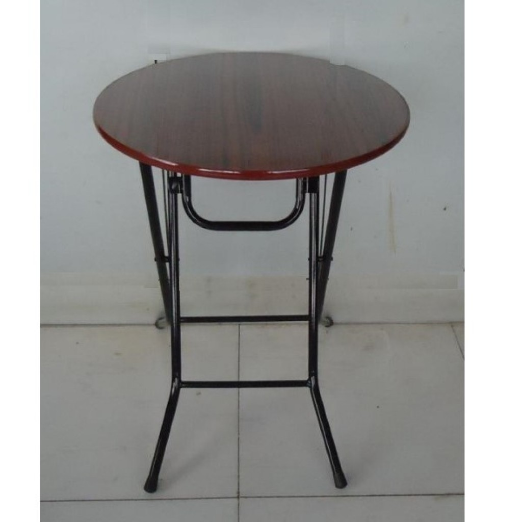 SF-60RD Metal/Wood Folding Table