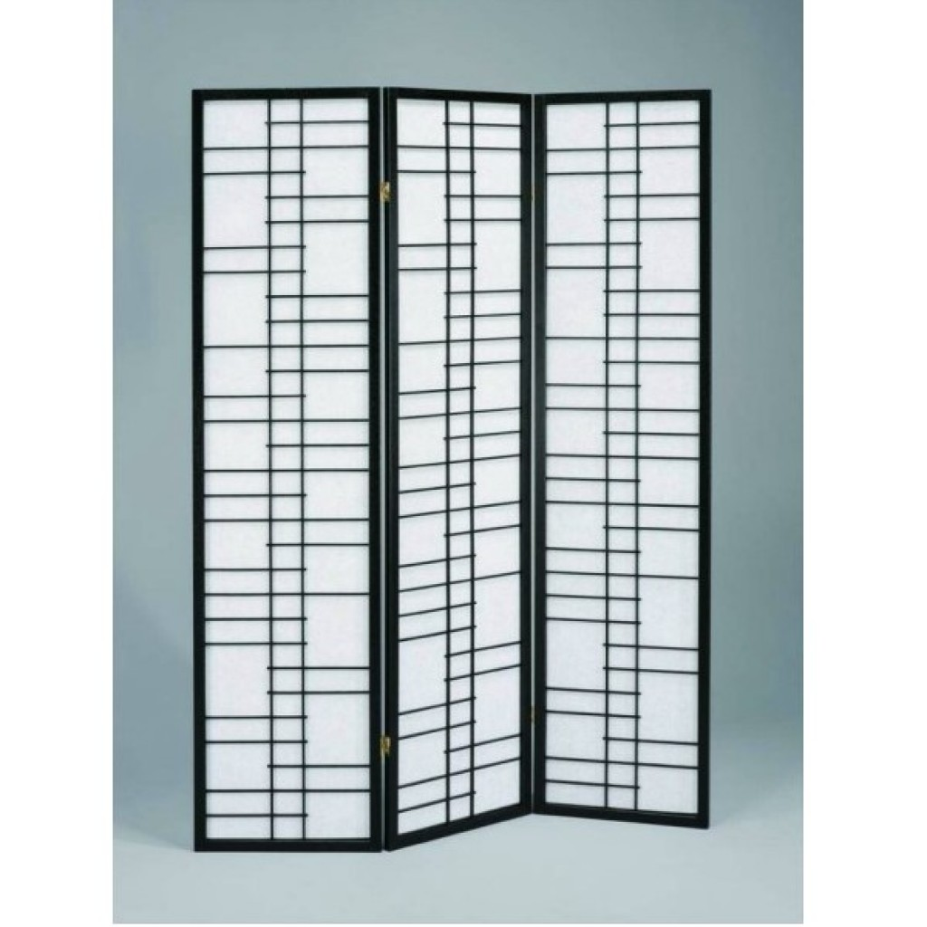 SF-663-A3 WOODEN SCREEN 3PCS PANELS