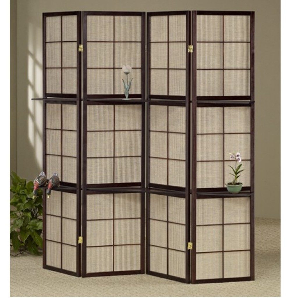SF-667-J4 WOODEN SCREEN 4PCS PANELS