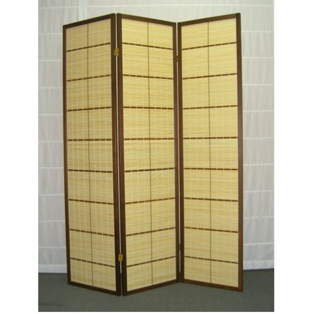 SF-672-CH-3 WOODEN SCREEN 3PCS PANELS