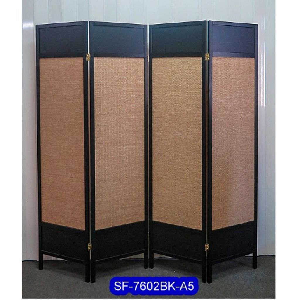 SF-7602-P5  Solid Wood Screen